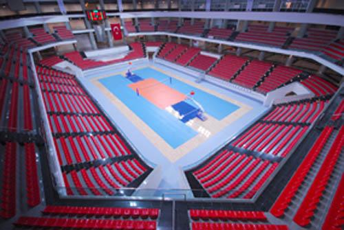 Kadir has kongre ve spor merkezi ni bekleyen en önemli spor
