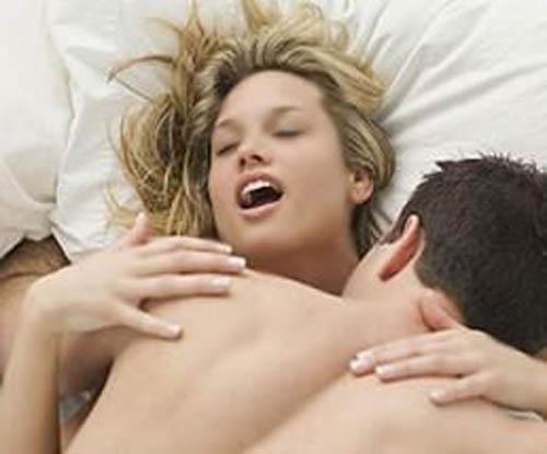 Оргазм - это мощнейший стресс для всего организма. На вершине